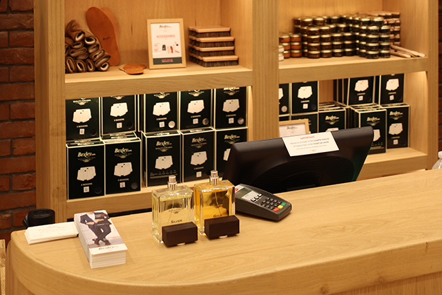 Boutique Bexley Lyon Herriot caisse