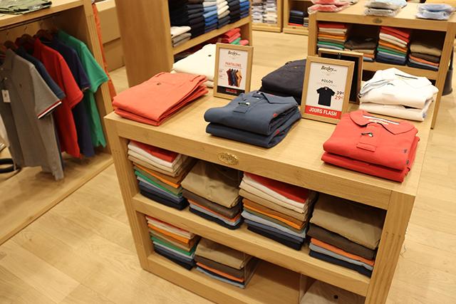 Boutique Bexley Lyon Herriot intérieur