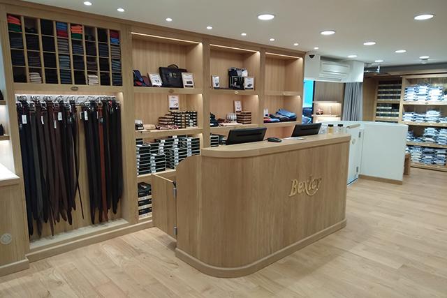 Boutique Bexley Nice caisse